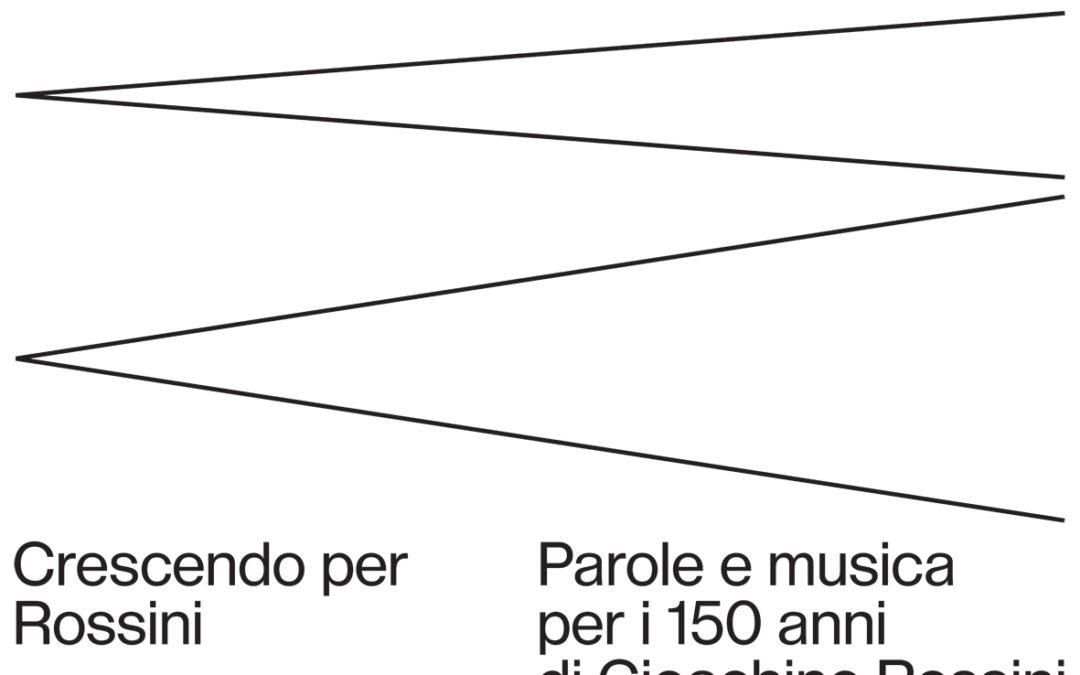 Crescendo per Rossini 2018